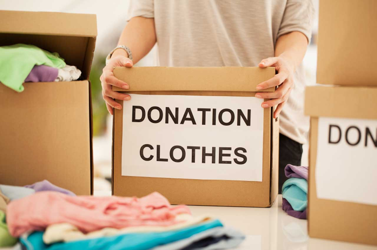 Donate Clothes