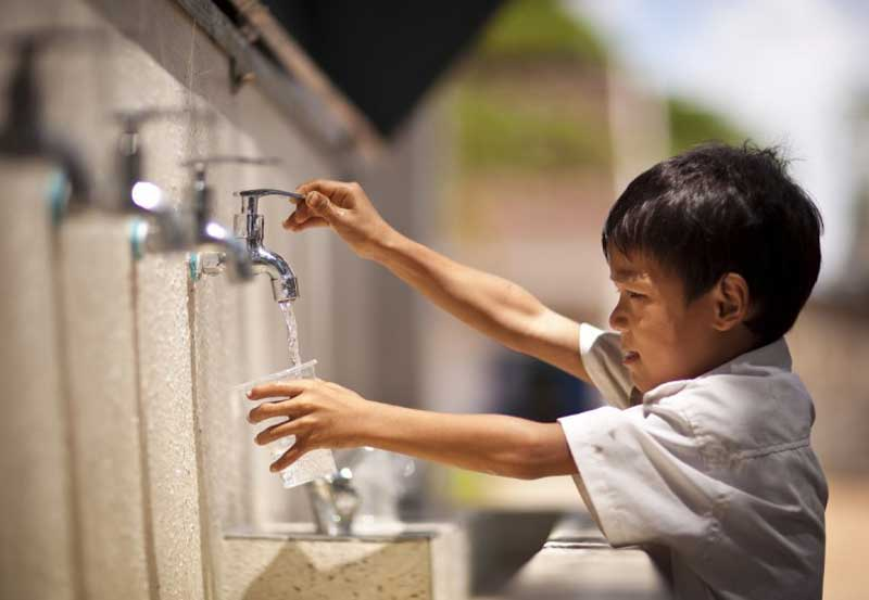 Building Clean Water System